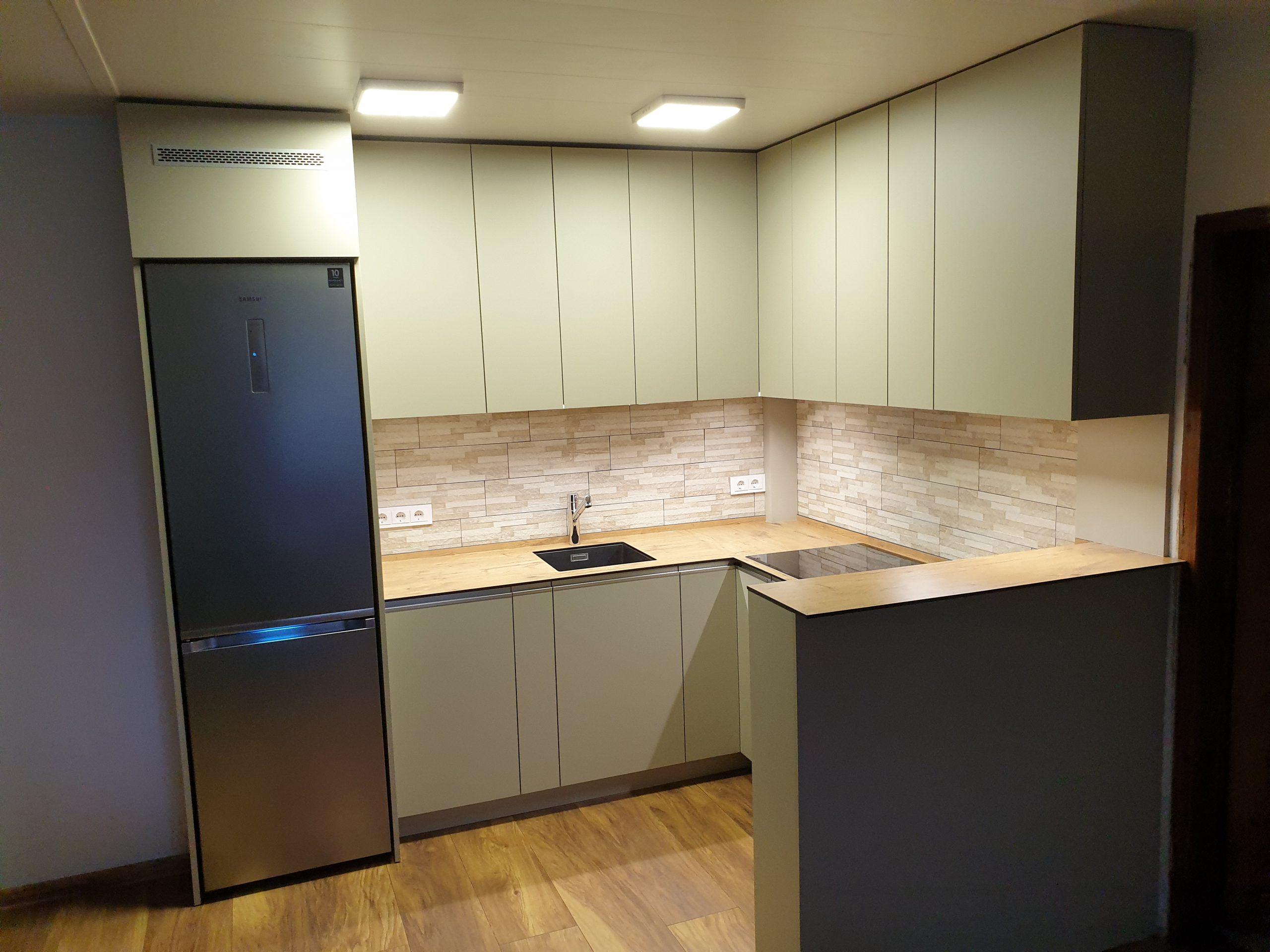 Virtuvinis komplektas #4